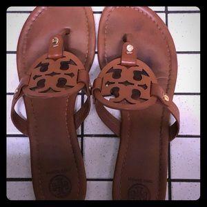 Original Well loved Tori Burch Sandals.